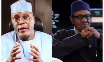 #BuhariChallenge: Atiku Dares Buhari To Answer These 14 Questions