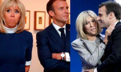 French President Emmanuel Macron's Wife Says He's 'Too Arrogant, She's Fed Up'