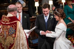 Princess Eugenie & Jack Brooksbank Are Married – See The Royal Wedding Photos!