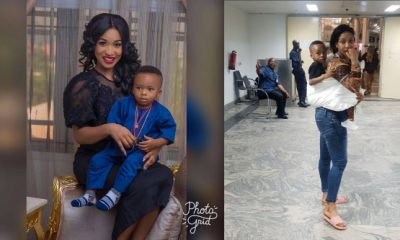 I Almost Lost My Son 3 Weeks Ago – Tonto Dikeh