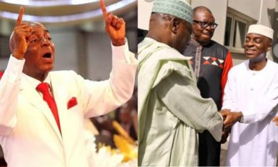 I Have Never Taken Any Dime From Any Political Candidate – Bishop Oyedepo