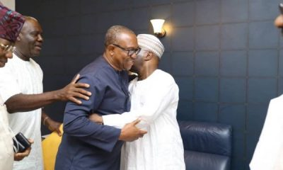 Atiku Abubakar Picks Peter Obi As Running Mate