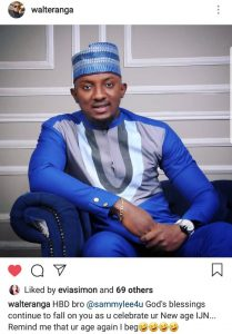 Nollywood Actor, SammyLee Nnamdi Shares Dope Pictures On Facebook And IG To Mark His Birthday