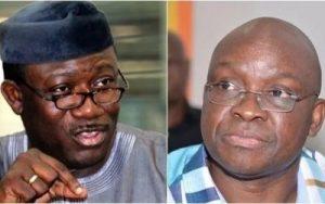 Why I Won't Attend Fayemi's Inauguration – Fayose