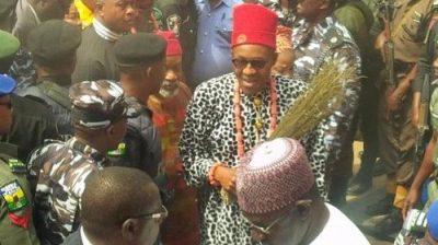 Buhari's Re-Election Will Pave Way For Igbo President –Joe Igbokwe