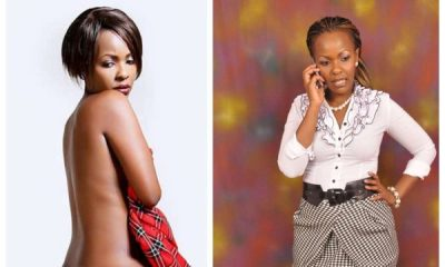 Kenyan Presidential Candidate, Kingwa Kamencu Releases Unclad Pictures