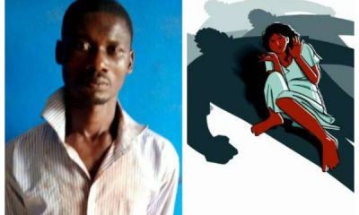 Man Arrested For Raping 3-Year-Old Girl Blames The Devil