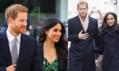 Meghan Markle And Prince Harry Confirm They're Expecting Their First Baby
