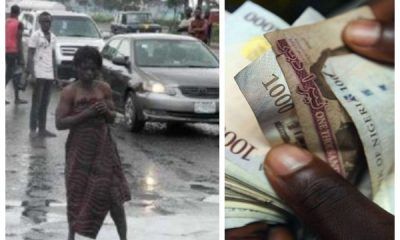Mentally - Challenged Beggar Arrested With N200,000 In Anambra State