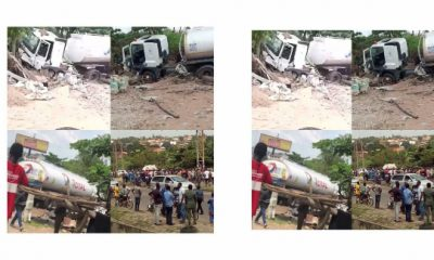 3-Month-Old Baby, Mother And Others Killed By Fuel Tanker In Ibadan