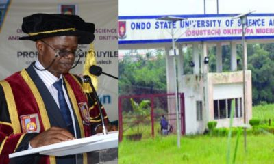 "An Ondo University Professor, Adegboyega Obadofin, reportedly died in a fire incident which occurred at his residence. Ondo University professor killed by mysterious fire lailasnews Share Speaking to newsmen, Prof. Sunday Oginduyile, the Vice-Chancellor of Ondo State University of Science and Technology (OSUSTECH), Okitipupa, said the late University don died in the fire incidence which occurred at about 1 a.m. on Tuesday at his residence in Ayeka area of Okitipupa. According to him, the university authorities had reported the matter to the police to ascertain the cause of the fire. The vice-chancellor who disclosed that the late Ondo University Professor was the Acting Dean, Faculty of Agricultural Sciences of the university, disclosed that neighbours confirmed to him that there was no public power supply nor was his power generating set on when the incident occurred. ""I was in great shock when I visited the late don's home. ""His death is a great loss not to his faculty but to the entire institution at large. The management, lecturers, students, workers and everyone will greatly miss him,"" he said. Corpse of the University professor who was described as a friendly person, a gentleman and a hardworking person, whose vacuum would be difficult to fill, has been deposited at the State Specialist Hospital morgue in Okitipupa."