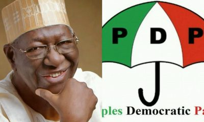PDP Chieftain Tony Anenih Is Dead