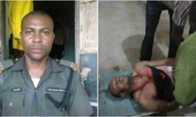 Policeman Absconds After Allegedly Killing Colleague During Osun Election