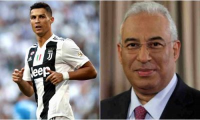Portugal Prime Minister defends Ronaldo amidst rape allegation