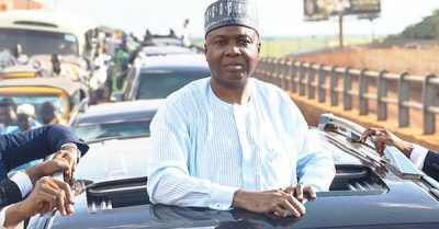 'He Had A Miserly 317 Votes' — APC Mocks The End Of 'Greedy, Double-Dealing' Saraki's Presidential Ambition