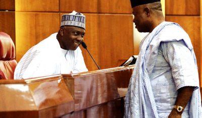 Senate Leadership Must Change – Akpabio Tells Saraki