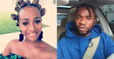 Speed Darlington Offers To Light Up DJ Cuppy's music career