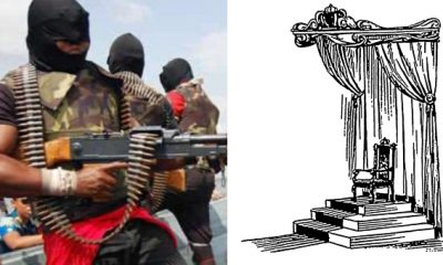 Suspected Cultists Kill Monarch, Beheads Two In Rivers