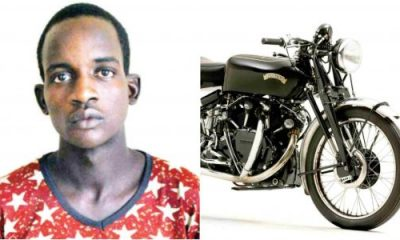 We Steal Motorcycles To Reduce The Number Of Bikes In My Village – Suspect