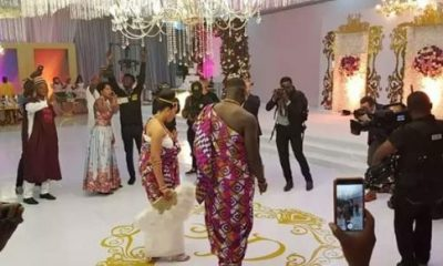 Photos From Pastor Chris Oyakhilome's Daughter Wedding