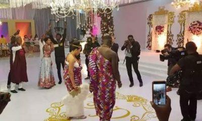 Photos From Pastor Chris Oyakhilome's Daughter Wedding