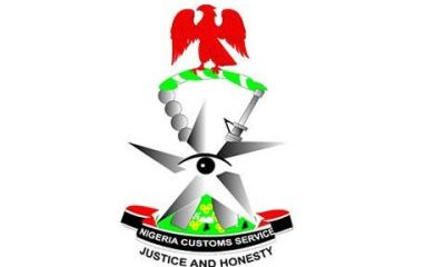 Customs Intercepts N28M China-Made Container Load Of Soup