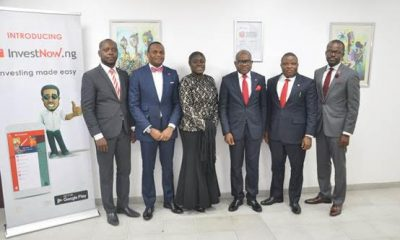 United Capital Launches its New, Improved Online Investment Platform, InvestNow.Ng