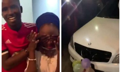 100 Level Student Buys 16-Year-Old Girlfriend A Benz And Iphone X Max