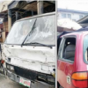 18 Vehicles Destroyed By Touts, Traders Robbed In Lagos Clash