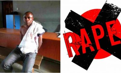 35-Year-Old Teacher Caught While Trying To Rape 6-Year-Old Pupil