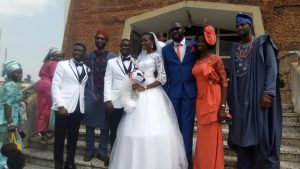 Damilola, Son Of Renown Gospel Filmmakers Mike & Gloria Bamiloye Weds