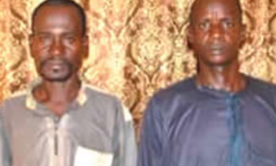 We Rape Female Victims Who Have No Money – Robbery Suspects Apprehended In Niger