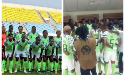 AWCON 2018: Super Falcons Thrash Shepolopolo Of Zambia 4-0