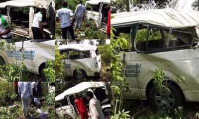 Catholic Corpers Involved In Ghastly Accident