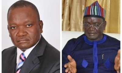 EFCC Has Become A Department In APC – Governor Ortom