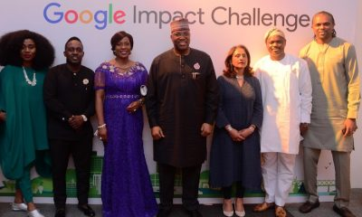 Winners Of first Google Impact Challenge Africa Announced
