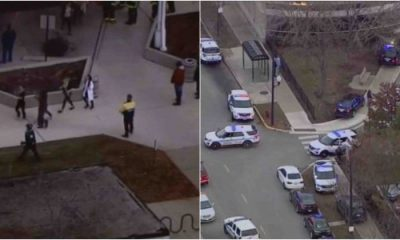 Gunman, Officer And 2 Others Dead At Chicago Hospital Shooting