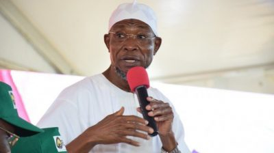 I Will Quit The Government House On Monday – Aregbesola
