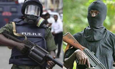 Lagos Police Officer Leads Gang To Rob Delta Firm Of N30M