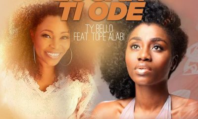"Check Out Tope Alabi's Viral New Song ""Logan Ti Ode"" Featuring TY Bello (Watch)"