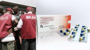 NDLEA Intercepts 581 Million Tramadol Tablets In 2 Days