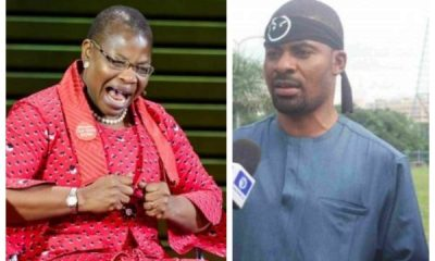 Oby Ezekwesili Reacts To Deji Adeyanju's Arrest