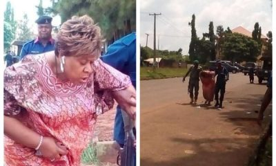 Pandemonium As Thugs Invade Anambra State House Of Assembly