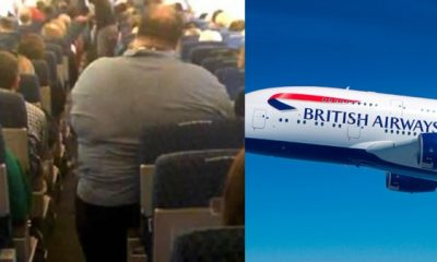 """Passenger Sues British Airways After Being Made To Seat Near An """"Extremely Large Man'"""