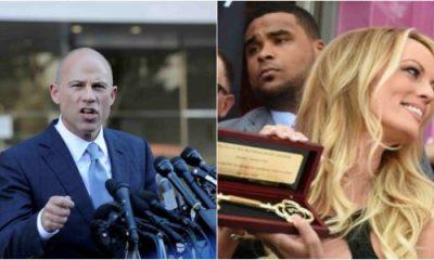 Porn Star Stormy Daniel's Lawyer Michael Avenatti Arrested Over Domestic Violence