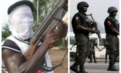 Robber Mistakenly Shoots Gang Member During Operation In Bayelsa State