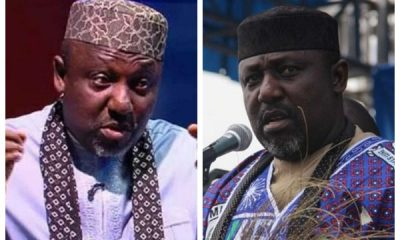 Rochas Okorocha Dumps APC, Declares Support For DPP