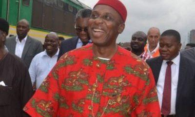 National Assembly Delaying Rail Projects – Amaechi