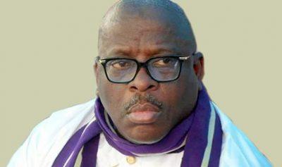 Buruji Kashamu Replaces Adeleke Shittu As Ogun PDP Governorship Candidate