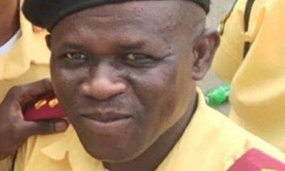 Suspected SARS Officer 'Kills' LASTMA Official